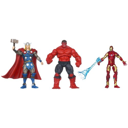 Marvel Universe Heroic Age Heroes 3-Pack 4 Inches
