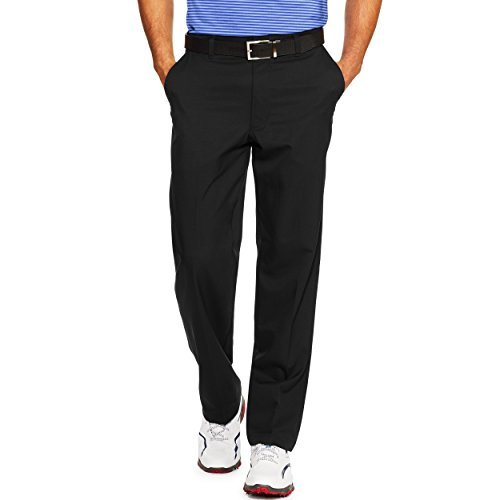 champion black golf pants - 1