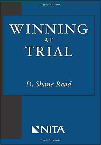 Descargar Winning At Trial Epub Gratis