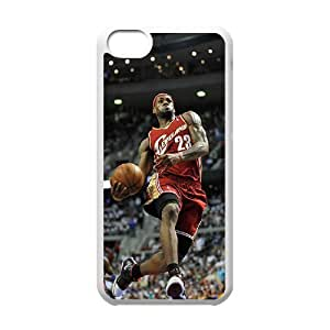 C-EUR Print LeBron James Pattern Hard Case For Iphone 6 Plus (5.5 Inch) Cover