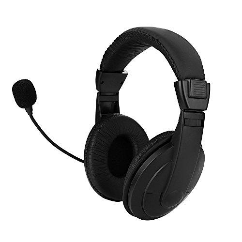 Jonerytime NewWired Stereo Micphone Gaming Headphone Gaming Headset Earphone with Mic for Sony PS3 PS4 PC