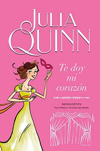 Book Cover: Te doy mi corazón