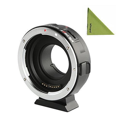 VILTROX EF-M1 Automatic Focus Canon EF-mount Series Lens to be used on M43 Camera by VILTROX