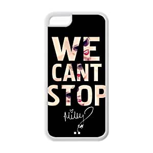 meilz aiaiMiley Cyrus Durable TPU Protective Case For Iphone 5c (Black, White)meilz aiai