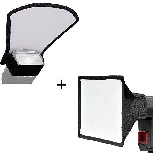 Harwerrel Flash Softbox Diffuser Reflector Kit - 6x7