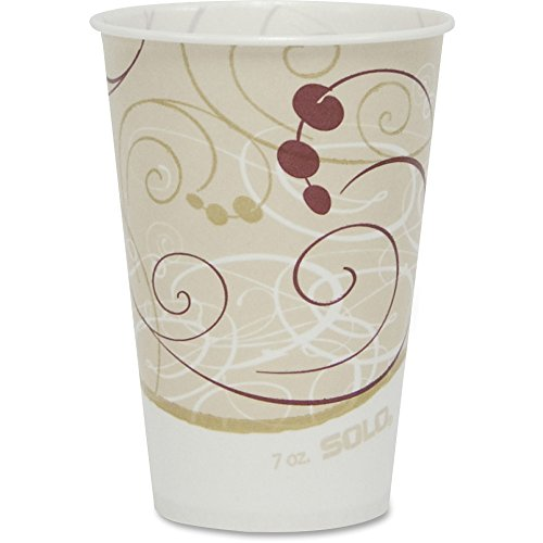 SOLO R7NJ Jazz Waxed Paper Cold Cups, 7o - Waxed Coated Paper Cold Cups Shopping Results