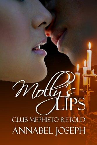 Molly's Lips: Club Mephisto Retold (Mephisto Series Book 2)