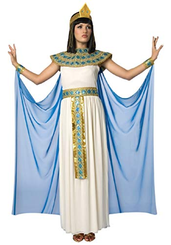 The Bacchanal Grp LF Adult Cleopatra Costume 3X/4X]()