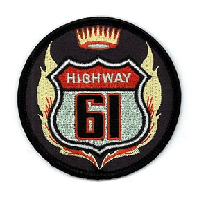 Kalynn Campbell - Blues Highway 61 - Embroidered Patch
