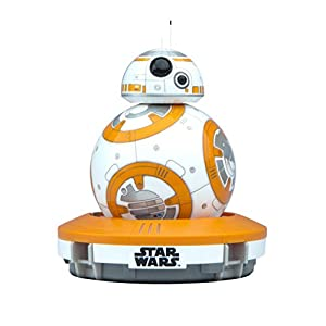 Sphero Star Wars BB-8 Droid - 41WaH54yUkL - Original BB-8 by Sphero (No Droid Trainer)