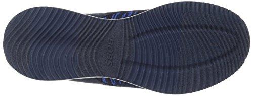 Dare Skechers blue Cordones Para Sin double 37 Mujer Azul navy Squad Eu Bobs Zapatillas qwxfxSHBt