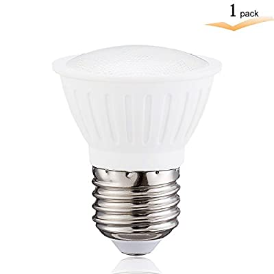 7Watt Dimmable Spot Light 65Watt Halogen Replacement PAR16 LED Flood Light Bulb Warm White 2700K E26 Medium Screw Base, 120°Beam Angle ,700 Lumens for living rooms,shop,display,Factories (Pack of 1)