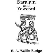 Baralam And Yewasef (Kegan Paul Asia Library)