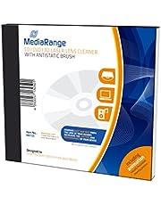 MediaRange CD|DVD|BD Laser Reinigungs-CD mit antistatischer Bürste
