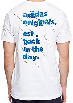 ADIDAS ORIGINALS Adidas Originals Men's Adi Slogan Tee White
