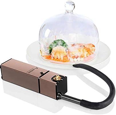 Aobosi Aobosi - Ahumador de infusión portátil, pistola de humo de ...