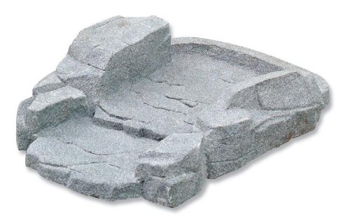 - Laguna Stream Waterfall Aquariam Decor, Grey