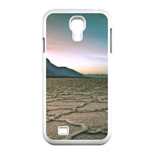 Sand Demonstration Samsung Galaxy S4 Case for Women Protective, Case for Samsung Galaxy S4 for Girls [White]