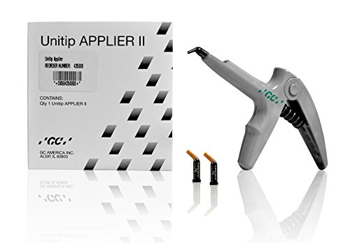 GC America 425000 Unitip Applier II Packable Composite Dispenser by GC America