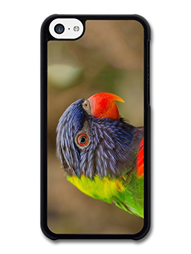 Mulitcolour Parrot Photograph Cool Cute Bird Animal case for iPhone 5C