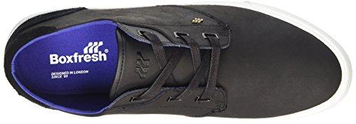 Boxfresh Stern, Herren Sneakers Schwarz (Black)