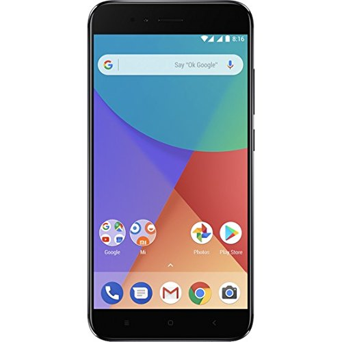 Mi A1 32GB, Unlocked (Black)