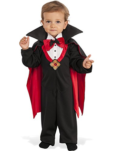 Rubie's Baby Dapper DRAC Costume, As Shown, (Dapper Halloween Costumes)