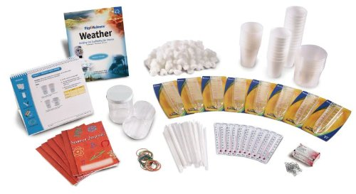 (Learning Resources F4S Weather: Teacher's Guide and Center Book)