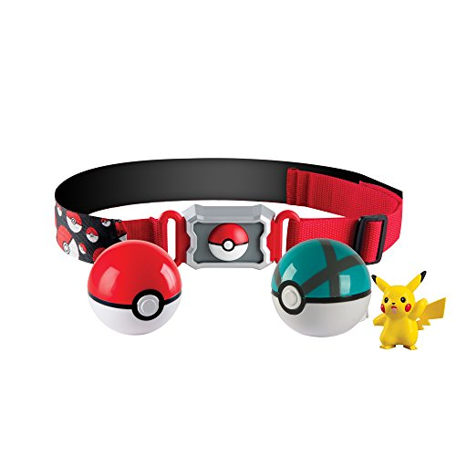 Pokmon Clip and Carry Poke Ball Belt