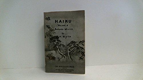 Haiku Volume 4 Autumn-Winter by Heian Intl Pub Co