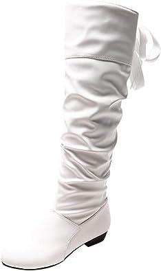 Pas Cher LINSINCH Pluie Bottes de Femme Chaudes Chaussures uTZiXkOP