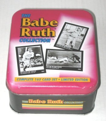 The Babe Ruth Collection / 165-card limited edition set
