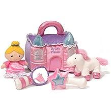 "Gund Baby Princess Castle Playset Toy, 8"""