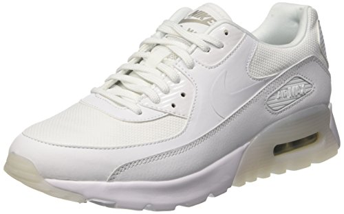 White Essential White Max Air Nike ginnastica Donna Silver metallic Ultra da 90 Bianco Scarpe W WXnnS7xP