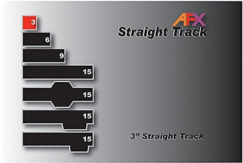Afx Accessories (Track, Straight 3