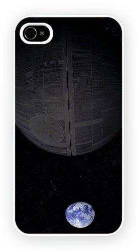 Star Wars: Episode IV - A New Hope - Death Star, iPhone 5 5S, Etui de téléphone mobile - encre brillant impression