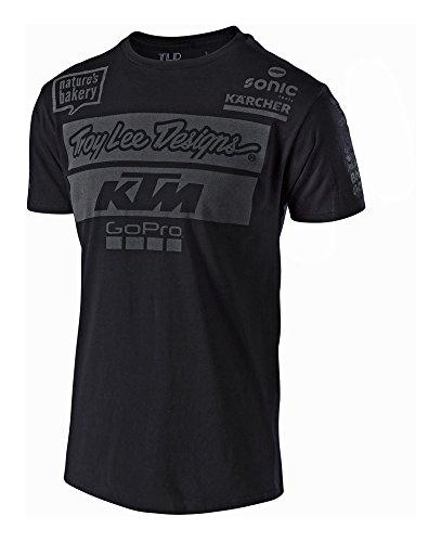 Troy Lee Designs Mens TLD-KTM-Team Short-Sleeve T-Shirts 2018 edf03e86f