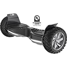 """Gyrocopters All Terrain Hoverboard SPORTS+ UL2272 certified with Bluetooth speaker. 2017 model and auto self balance software. 9"""" wheel with alloy wheels"""