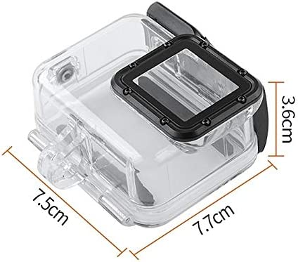 Touch Back Cover for GoPro Hero 7 Durable JINGZ Waterproof Case