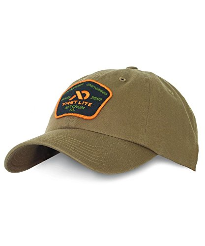 Amazon.com  First Lite - Lo Pro Hat in Dry Earth OS - Dry Earth ... 22a67b92999