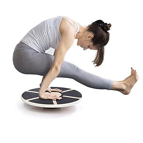Pellor High-end Fitness Balance Training Rehabilitation Wooden Training Board - Wooden Balance Board