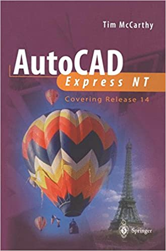 Book AutoCAD Express NT: Covering Release 14