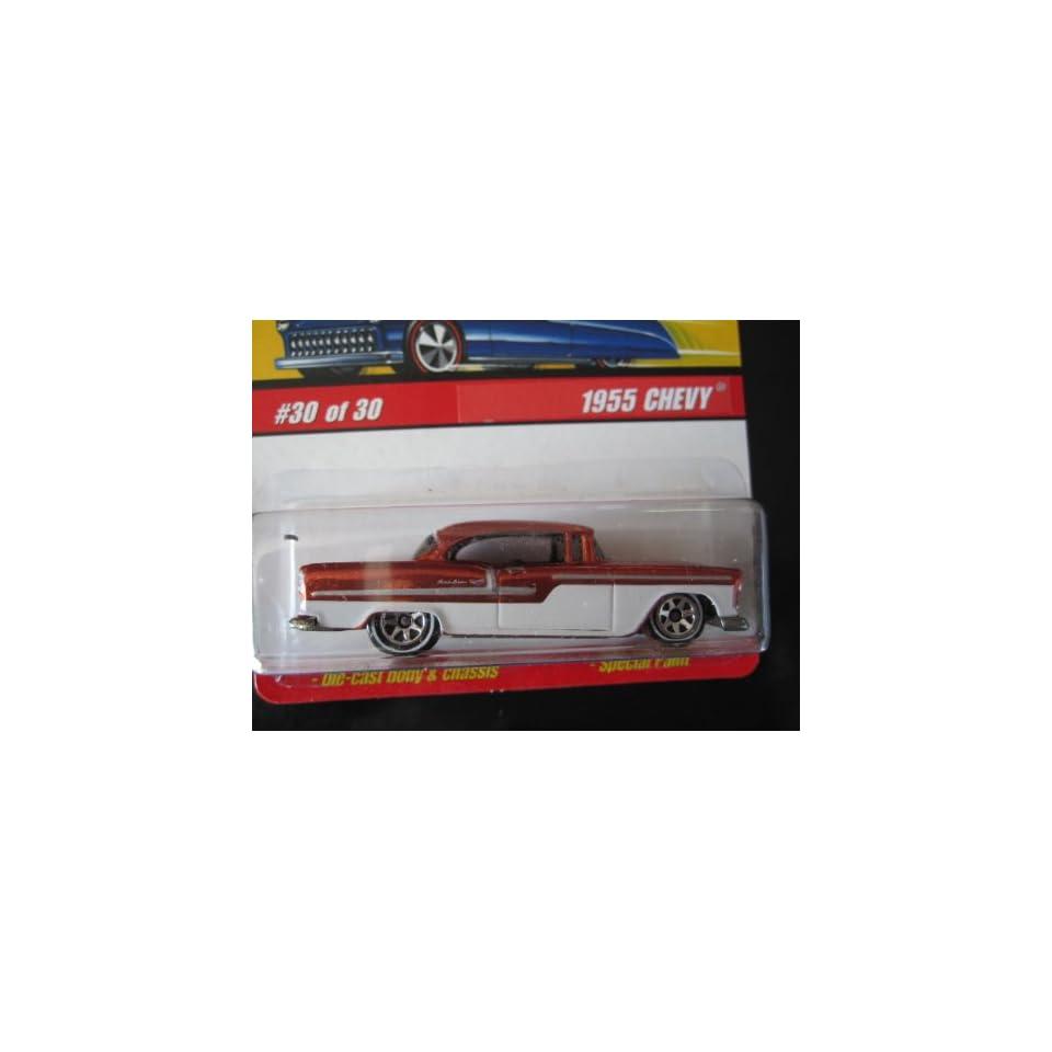 1955 Chevy (Orange)2006 Hot Wheels Classics #30 Series 2