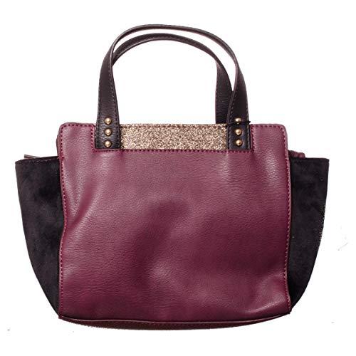 463bcd66aa Le Pandorine CP Mini - Penauts Capsule femmes, sac à main, rouge, One size  EU: Amazon.fr: Vêtements et accessoires