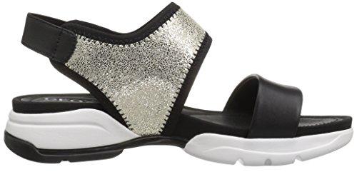 Sandalias y chanclas para mujer, color Negro , marca GEOX, modelo Sandalias Y Chanclas Para Mujer GEOX D SANDAL SFINGE A Negro Negro