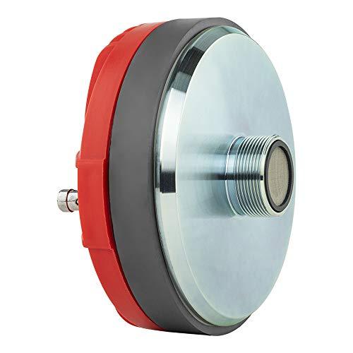 DS18 PRO-DR2 2″ VC Titanium Compression Driver – 800W Max, 400W RMS, 8 Ohms, Set of 1 Tweeter