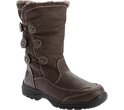 Amazon.com | totes Women's Celina Waterproof Snow Boot | Snow Boots