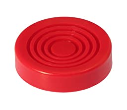 Prothane 19-1403 Red Jack pad fits up to 3\