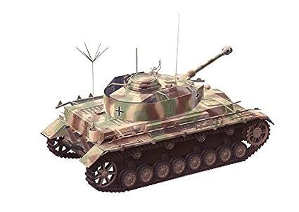Amazon com: Platts 1/35 World War II German Army Panzer IV J