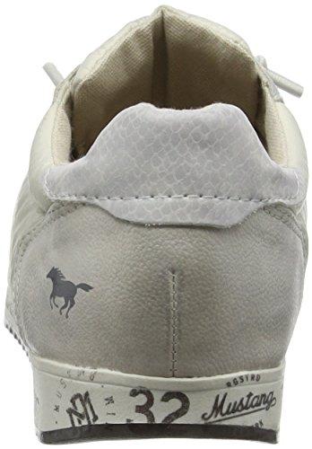 Mustang 5039401 - Zapatillas, Niños-Niñas Grau (22 hellgrau)